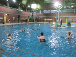Aquafitness im Nordbad