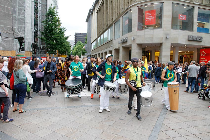 Afro Ruhr Festival Parade 2017 web