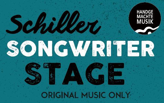 schiller songwriter stage logo